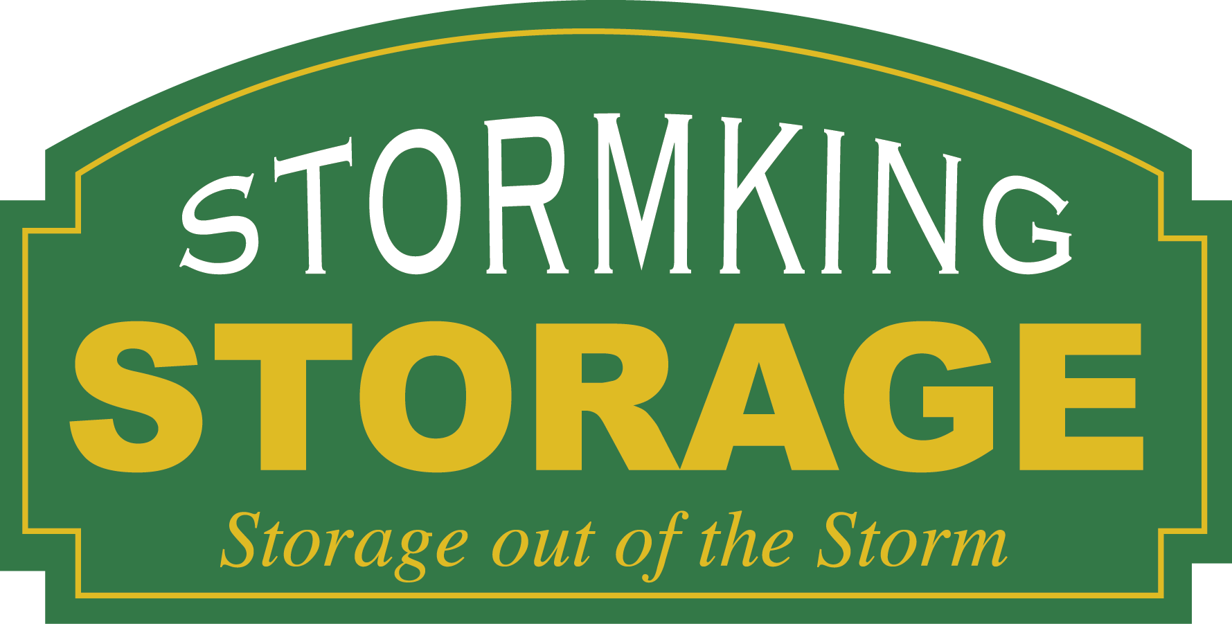 StormKing Storage Units, RV Storage, Boat Storage